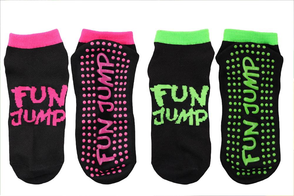Calcetines Fun Jump Trampoline park
