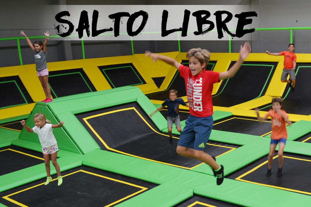 Salto Libre Fun Jump Trampoline park